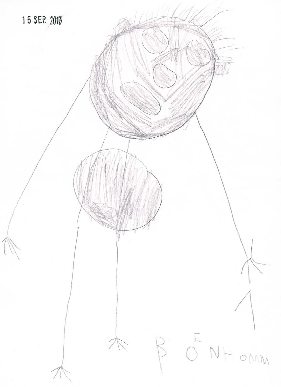Le dessin du bonhomme septembre 2013 ecole maternelle - Le dessin du bonhomme ...